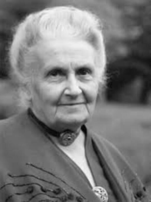 María Montessori